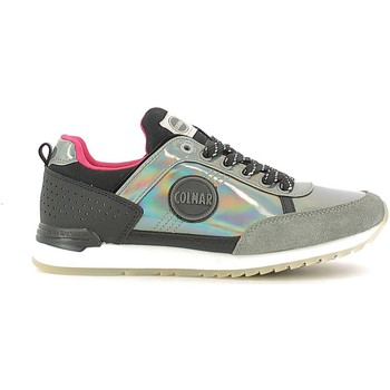Shoes Women Low top trainers Colmar TRAVIS L  Sneakers Women Argento