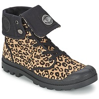 Shoes Women Mid boots Palladium BAGGY Leopard