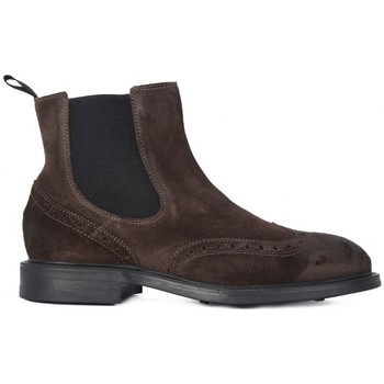 Shoes Men Mid boots Frau SUEDE CAFFE    118,1