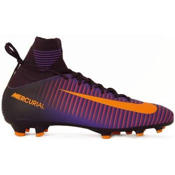 Shoes Men Football shoes Nike JR MERCURIAL SUPERFLY V FG Multicolore