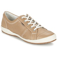 Shoes Women Low top trainers Josef Seibel CASPIAN Brown