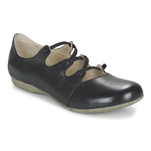 Shoes Women Flat shoes Josef Seibel FIONA 04 Black