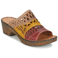 Shoes Women Mules Josef Seibel REBECCA 43 Multicolour