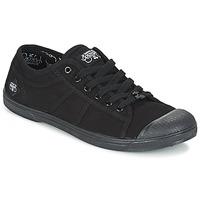 Shoes Women Low top trainers Le Temps des Cerises BASIC 02 Black