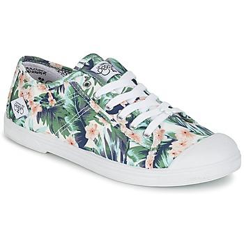 Shoes Women Low top trainers Le Temps des Cerises BASIC 02 Green