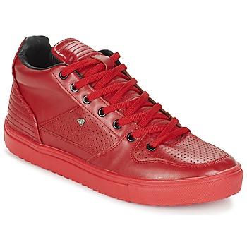 Shoes Men Hi top trainers Cash Money SUNDAY Red