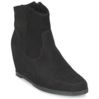 Shoes Women Ankle boots Myma PERFONOIR Black