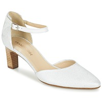 Shoes Women Heels France Mode LAURIC SE TA White
