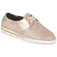 Shoes Women Low top trainers Hispanitas DEDEDOLI Silver