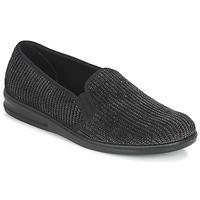 Shoes Men Slippers Romika PRESIDENT 122 Black
