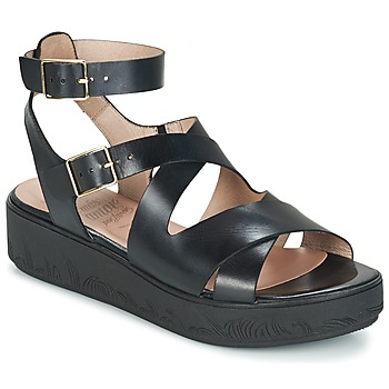 Shoes Women Sandals Wonders GROZE Black