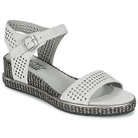 Shoes Women Sandals Mam'Zelle SELDA Grey