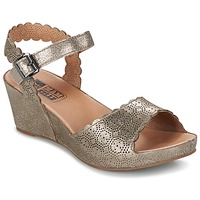 Shoes Women Sandals Mam'Zelle DOUGA Silver