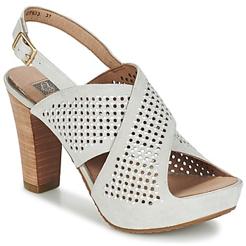Shoes Women Sandals Mam'Zelle TADORA Grey