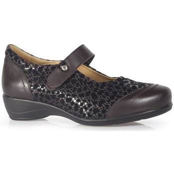 Shoes Women Derby Shoes & Brogues Calzamedi  BROWN