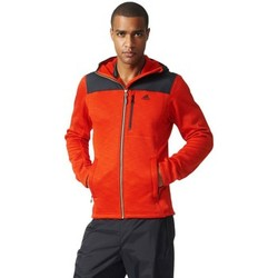 Clothing Men Fleeces adidas Originals Climaheat Fleece Red