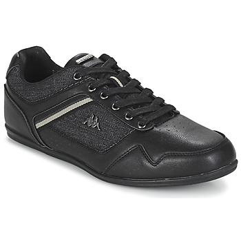 Shoes Men Low top trainers Kappa BRIDGMANI Black