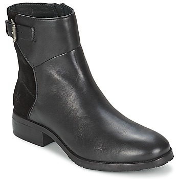 Shoes Women Mid boots Marc O'Polo GABRIELLE Black