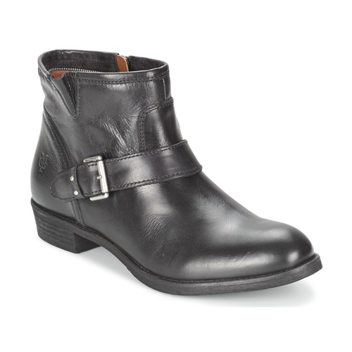 Shoes Women Mid boots Marc O'Polo ALICE Black