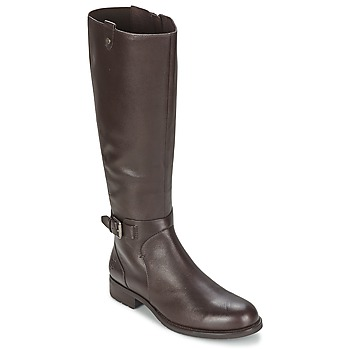Shoes Women High boots Marc O'Polo MELINA Brown