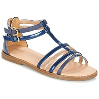 Shoes Girl Sandals Geox J S.KARLY G. D MARINE