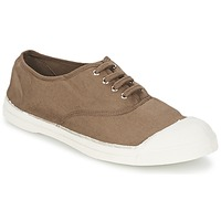 Shoes Women Low top trainers Bensimon TENNIS LACET Beige