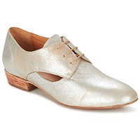 Shoes Women Derby Shoes Un Matin d'Ete JOBBY Silver