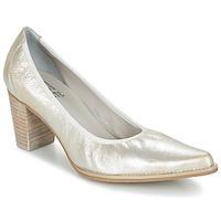 Shoes Women Heels Un Matin d'Ete NAZETO Silver