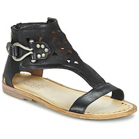Shoes Women Sandals Airstep / A.S.98 TUNNEL Black