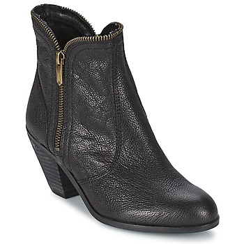 Shoes Women Ankle boots Sam Edelman LINDEN  black