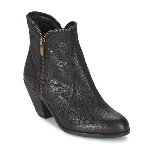 Shoes Women Ankle boots Sam Edelman LINDEN  black