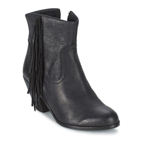 Shoes Women Ankle boots Sam Edelman LOUIE  black