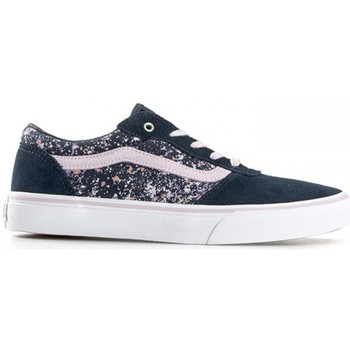 Shoes Children Skate shoes Vans Z Milton Splatter Navy Navy blue