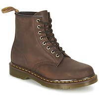 Shoes Mid boots Dr Martens 1461 Brown-Gaucho