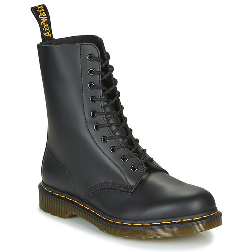 Shoes Mid boots Dr Martens 1490 10 EYE BOOT Black