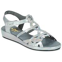 Shoes Women Sandals Arcus SALON Silver