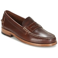 Shoes Men Loafers Sebago LEGACY PENNY Brown