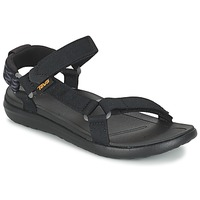 Shoes Women Sandals Teva SANBORN UNIVERSAL Black