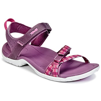 Shoes Women Outdoor sandals Teva VERRA Modern / STRIPES / PURPLE