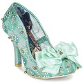 Shoes Women Heels Irregular Choice ASCOT Mint