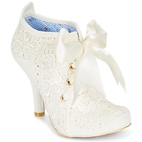 Shoes Women Shoe boots Irregular Choice ABIGAIL'S THIRD PARTY Cream