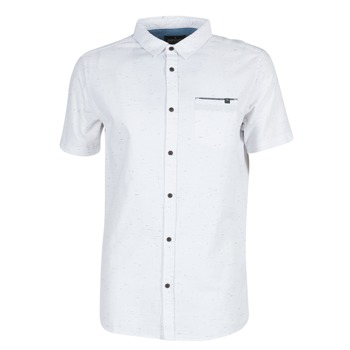 Clothing Men short-sleeved shirts Rip Curl STARDUST White