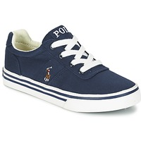 Shoes Boy Low top trainers Ralph Lauren HANFORD MARINE