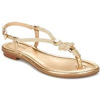 Shoes Women Sandals MICHAEL Michael Kors HOLLY Gold