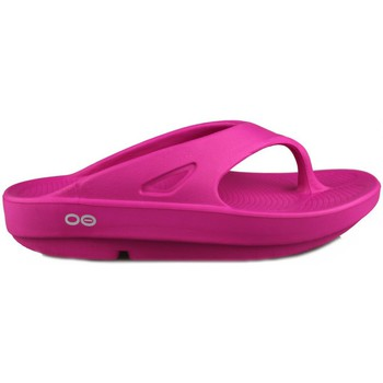 Shoes Flip flops Oofos OORIGINAL FUCHSIA