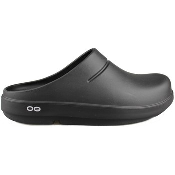 Shoes Clogs Oofos OOCLOG BLACK
