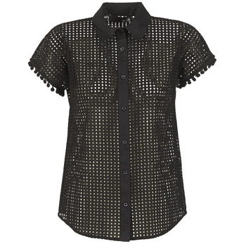 Clothing Women Shirts Love Moschino WCC0480 Black