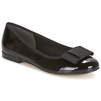 Shoes Women Flat shoes Betty London FLORETTE Black / PATENT
