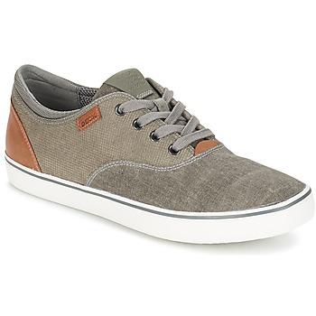 Shoes Men Boat shoes Geox SMART B Grey