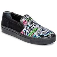 Shoes Women Slip ons Kenzo K-SKATE Black